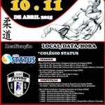 Folder Copa Judo Futuro 2015