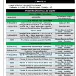 Cronograma 2º etapa