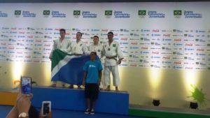 Ayhan Zanella - Campeão -90kg
