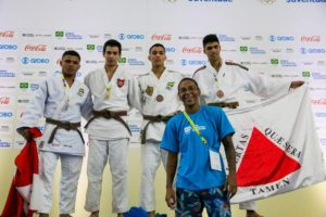 Isac Garcia - Bronze -60kg