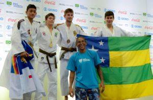 Luan Nantes - Bronze -55kg