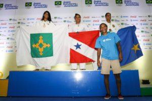 Mª Eduarda Santana - Bronze -63kg