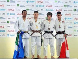 José Lages - Vice campeão -66kg