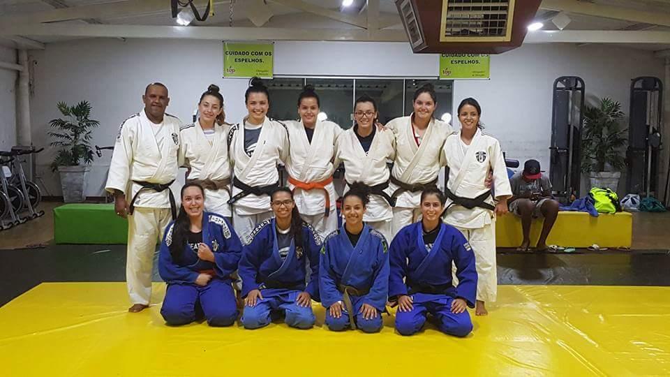 Equipe Judô Futuro pronta para o Grand Prix Nacional interclubes de Judô.