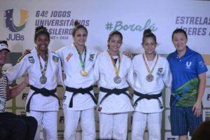 Milena Matias -57kg - Medalha de bronze.